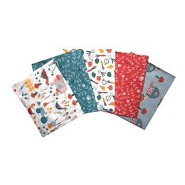 Visage Textiles Farm Day Fat Quarter Bundle - Multi