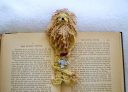 Cowardly Lion Bookmark