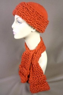 Aspen Hat and Scarf