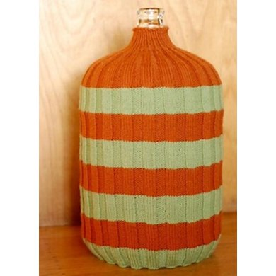 Top-Down Carboy Sweater