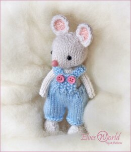 Baby mouse Valentine