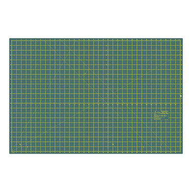 Sew Easy 90 x 60cm Double Sided Cutting Mat