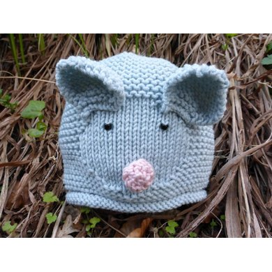Little Mouse Baby Hat