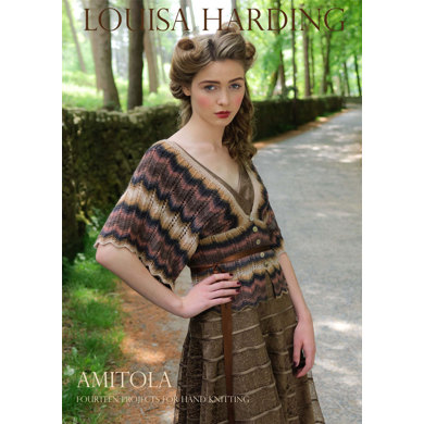 Amitola by Louisa Harding