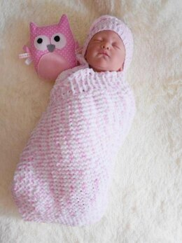 Chunky Swaddle Baby Blanket