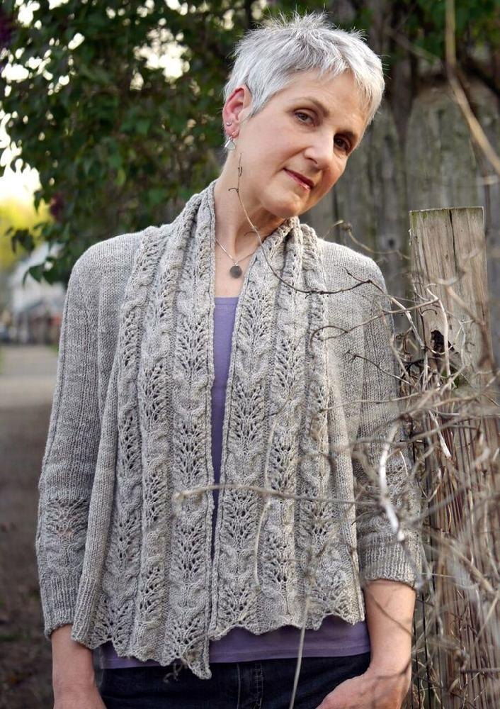 Triticum Knitting Pattern By Anne Hanson