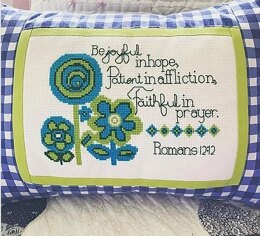 Luhu Stitches Be Joyful - Downloadable PDF