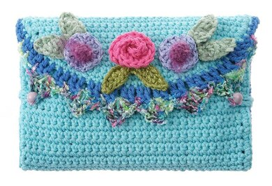 Gourmet Crochet Hook Caddy Pattern