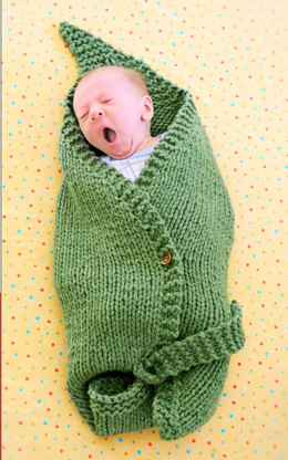 Leaf Blanket in Spud & Chloe Outer - 9216 - Downloadable PDF
