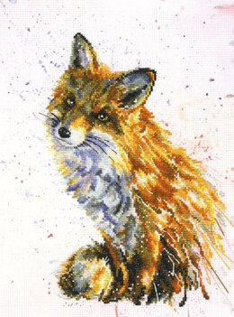 RTO Foxy Cross Stitch Kit
