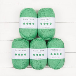 Paintbox Yarns Wool Mix Aran 5 Ball Value Pack