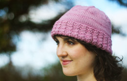 Twisted Rib Hat in Dream in Color Classy