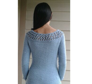 Arctic Frost Pullover