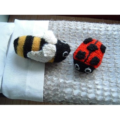 1:12th scale Insect Cushions