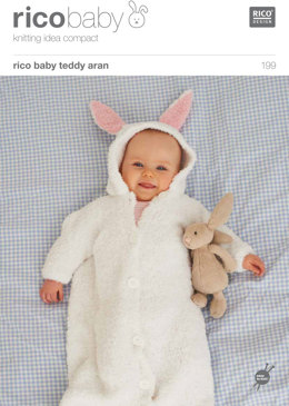 Babies' Sleeping Bags in Rico Baby Teddy Aran - 199