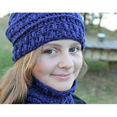 Asperous Hat and Cowl