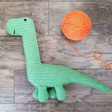 Barry the Brachiosaurus