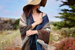 Tunisian Blanket Sweater