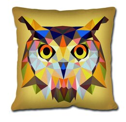 Margot Owl Tapestry Cushion Kit - 40cm x 40cm