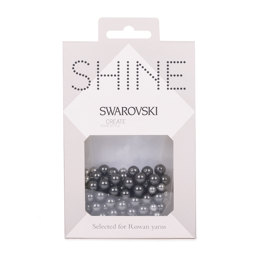 Rowan Swarovski Mixed Beads 5mm-8mm (Pack of 126)