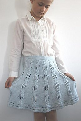Skirt Knitting Patterns Loveknitting
