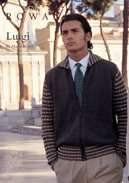 Luigi Jacket in Rowan All Seasons Cotton