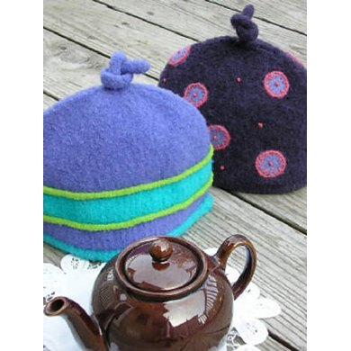 Felted Woolly 2-Cup Tea Cozy
