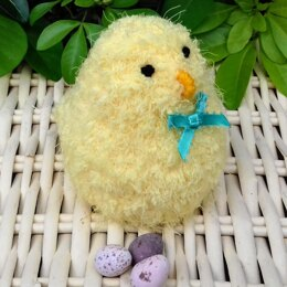 Fluffy Chick - Chocolate Orange Cover