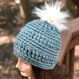 Simply Chunky Hat