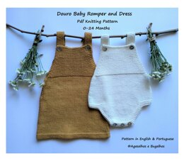 Douro Baby Romper and Dress