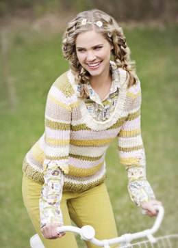 The Wendy Sweater in Spud & Chloe Outer - 9218