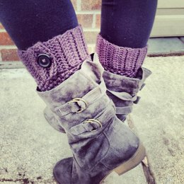 Button-It Boot Cuffs