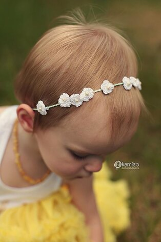Dainty Flower Crown