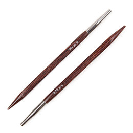 KnitPro Cubics Interchangeable Needle Tips (1 Pair)