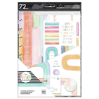 Me & My Big Ideas The Painterly Pastels Classic Accessory Pack