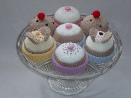 Butterfly cakes, fairy cakes and buns