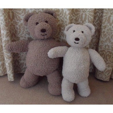 Cuddle and Snuggle Teddy Bears