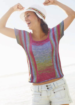 Tee for Two in Knit One Crochet Too Ty-Dy - 1652