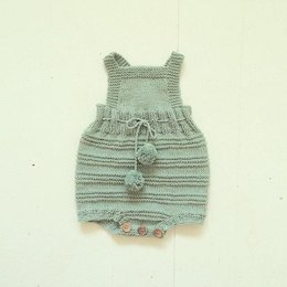 """Billie Baby Romper"""