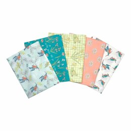Visage Textiles Lily Pad Fat Quarter Bundle - Pack B