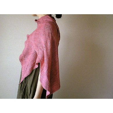 Banana Leaf Shawl