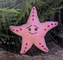 Peach the Starfish