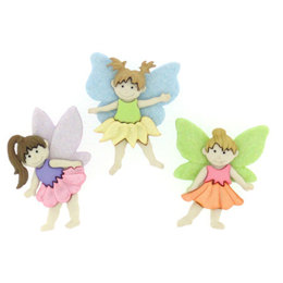 Dress It Up Flower Fairies