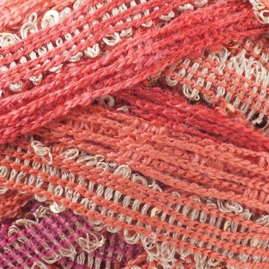 Red Heart Boutique Sashay Boho Crochet Yarn Wool Lovecrochet