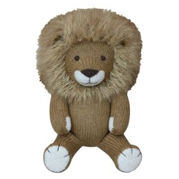 Lion (Knit a Teddy)