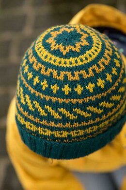 Cartography Hat
