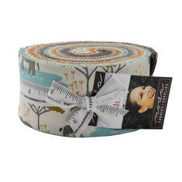 Moda Fabrics Safari Life 2.5in Strip Roll