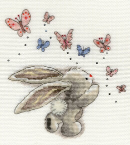 Bothy Threads Butterflies - Bebunni Cross Stitch Kit