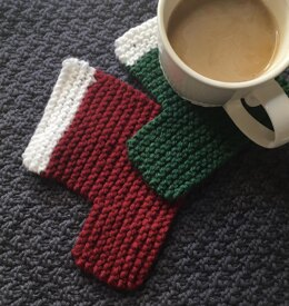 Christmas Stocking Coaster