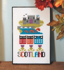 Tiny Modernist Scotland - Leaflet